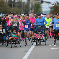 Thousands of people came out Saturday to participate in the Hope Continues 5K