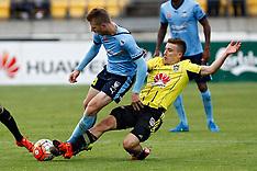 Wellington-Football, A- League, Phoenix v Sydney FC