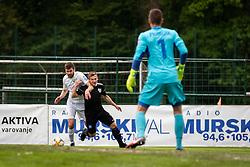 Klemen Šturm of Mura during football match between NŠ Mura and Rudar Velenje in 31st Round of Prva liga Telekom Slovenije 2018/19, on May 5, 2019 in Fazanerija, Murska Sobota, Slovenia. Photo by Blaž Weindorfer / Sportida