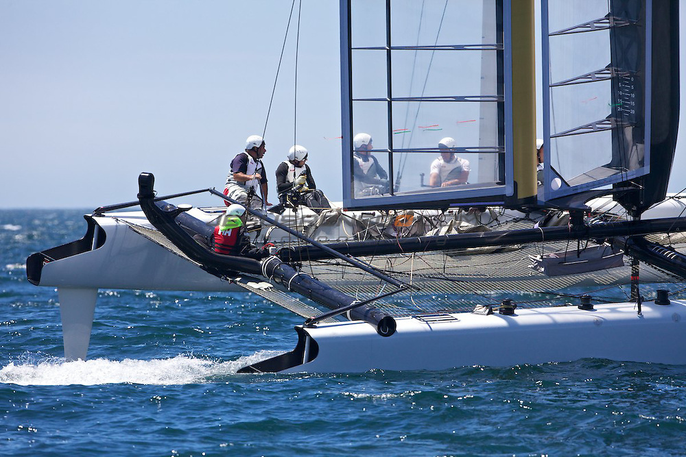 AC World Series,Cascais,Portugal,practice race ©jrenedo