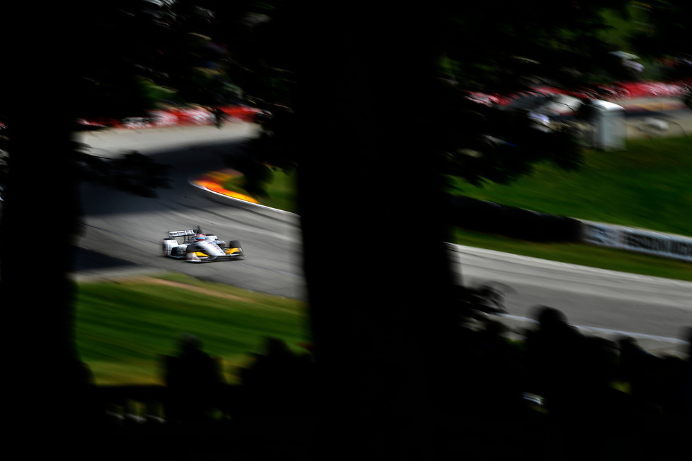 Graham Rahal, Rahal Letterman Lanigan Racing Honda<br /> Friday 22 June 2018<br /> KOHLER Grand Prix at Road America<br /> Verizon IndyCar Series<br /> Road America WI USA<br /> World Copyright: Scott R LePage