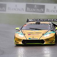 #9, Lamborghini Huracán, Raton Racing, E.Liberati/P.Niederhauser , Lamborghini BlancPain Super Trofeo 2015