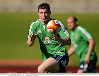 14 June 2013; Brian O'Driscoll, British & Irish Lions, during the captain's run ahead of their game against NSW Waratahs on Saturday. British & Irish Lions Tour 2013, Captain's Run, North Sydney Oval, Sydney, New South Wales, Australia. Picture credit: Stephen McCarthy / SPORTSFILE
