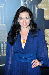 Lara Pulver at the  Crime Thriller Awards  in London, Thursday, 18th October 2012 Photo by: Chris Joseph / i-Images