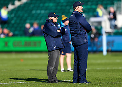 Worcester Warriors Director of Rugby Alan Solomons - Rogan/JMP - 17/11/2018 - RUGBY UNION - The Recreation Ground - Bath, England - Bath Rugby v Worcester Warriors - Gallagher Premiership.