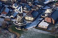 Friesland - Burum - molen Windlust