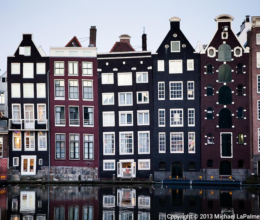 Netherlands August 2013