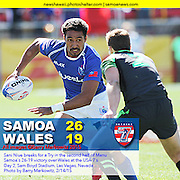 Samoa vs Wales 2/14