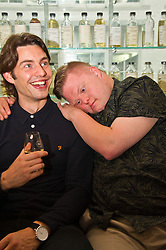 Pictured: Will Rastall and Stephen Brandon<br /> <br /> Some of the cast and those behind the scenes of My Feral Heart gathered in the Scotch Whisky Society in Edinburgh to relax ahead of the UK Premier of their film at the Edinburgh International Film Festival. Directed by Jane Gull, My Feral Heart stars Stephen Brandon in his debut as Luke, Will Rastall, Shana Swash, Eileen Polliock, Suzanna Hamilton and Pixie Le Knot.<br /> <br /> When Luke, an independent and sensitive young man with Down&rsquo;s syndrome is forced to live in a care home after his elderly mother dies, he struggles to settle. Frustrated by having his wings clipped by unfamiliar rules; totally unimpressed by his new housemates and grieving for his Mum - his disappointment soon turns to wonder when Luke discovers a way out and begins to explore the surrounding countryside. When he is caught sneaking out by Pete, a troubled youth who tends the gardens at the Home, they strike up an unlikely rapport: Pete covers for Luke when he sneaks out and in return Luke helps Pete clear the garden. On an illicit excursion to the adjoining field Luke discovers a young injured girl in desperate need of his help.<br /> <br /> <br /> Ger Harley | EEm 17 June  2016
