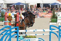 Kayser, Julia, Sterrehof´s Cayetano Z<br /> Hagen - Horses and Dreams 2015<br /> Grosser Preis der DKB - DKB-Riders Tour<br /> © www.sportfots-lafrentz.de/Stefan Lafrentz