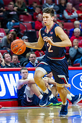 NORMAL, IL - November 06:  Grayson Murphy during a college basketball game between the ISU Redbirds and the Belmont Bruins on November 06 2019 at Redbird Arena in Normal, IL. (Photo by Alan Look)