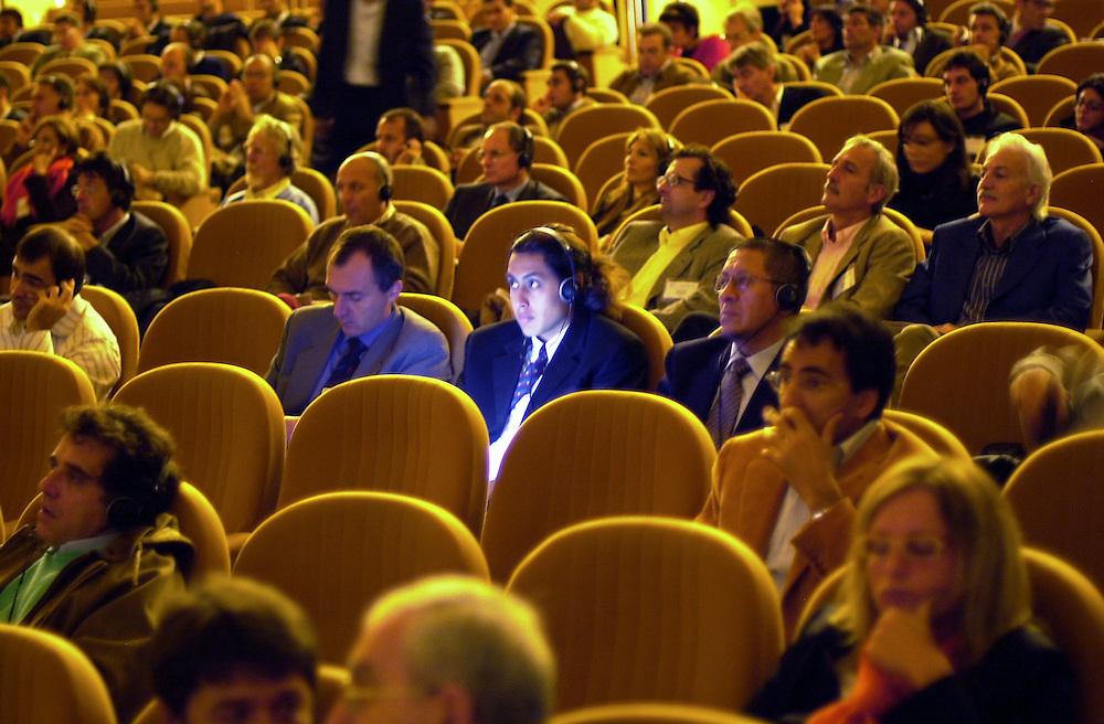 14 OCT 2004 - Lido di Venezia - 4th World Congress of Osseointegration - © Alberto Bevilacqua