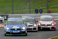#7 Kenan Dole VW Golf GTI during the Maximumgroup.net VAG Trophy at Oulton Park, Little Budworth, Cheshire, United Kingdom. August 20 2016. World Copyright Peter Taylor/PSP.