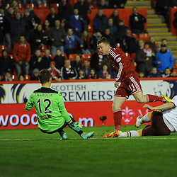 Aberdeen v Motherwell | Scottish Premiership | 24 October 2014
