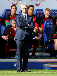 Leicester City manager Claudio Ranieri - Mandatory by-line: Robbie Stephenson/JMP - 02/10/2016 - FOOTBALL - King Power Stadium - Leicester, England - Leicester City v Southampton - Premier League