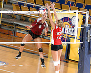 Sunbelt Volleyball Match 3 - Western Kentucky vs Troy (Nov 17 2011)