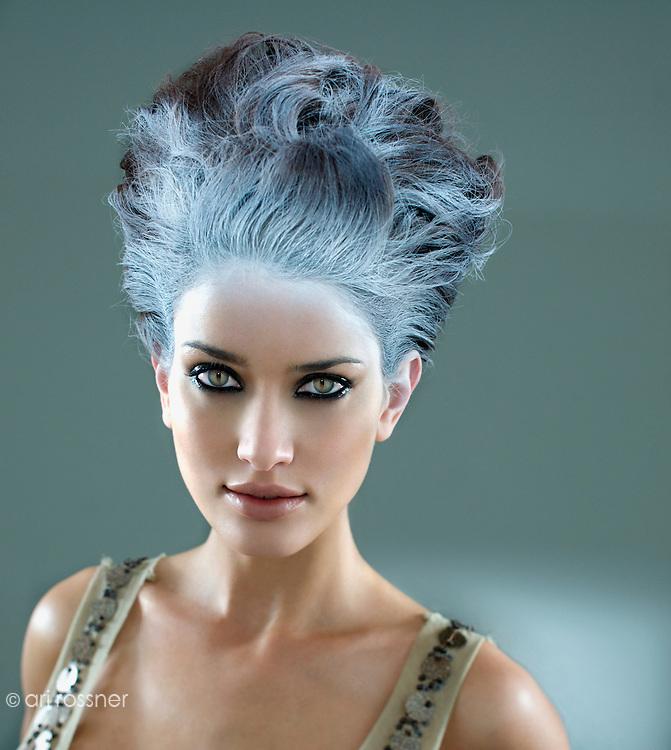 Model: Ana Luisa Maçonetto MakeUp&Hair: Andre Gagliardo