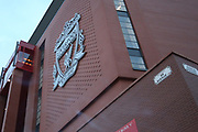 Anfield football stadium before the Champions League match between Liverpool and FC Porto at Anfield, Liverpool, England on 6 March 2018. Picture by Graham Holt.