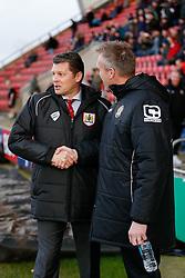 - Photo mandatory by-line: Rogan Thomson/JMP - 07966 386802 - 20/12/2014 - SPORT - FOOTBALL - Crewe, England - Alexandra Stadium - Crewe Alexandra v Bristol City - Sky Bet League 1.