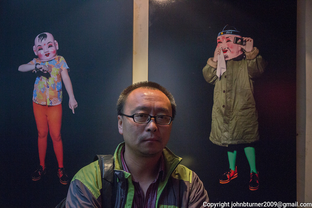 Photographers, curators, editors, teachers, Pingyao International Photography Festival 2013