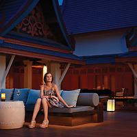 Model shoot for Outrigger Laguna Phuket Beach Resort