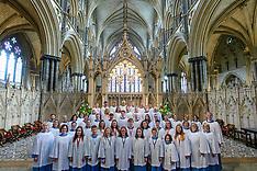 190806 - Christ Church choir