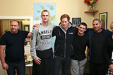 Christchurch-Prince Harry visits Odyssey House