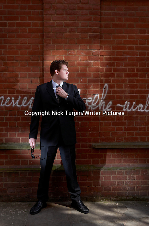 Alex Chance Author Street Photographer Nick Turpin Photographs Thriller Writers For