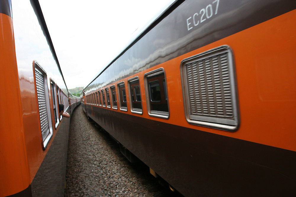 Belo Horizonte_MG, Brasil. ..Trens da na Estrada de Ferro Vitoria-Minas...Trains on the railway Vitoria-Minas...Foto: MARCUS DESIMONI /  NITRO