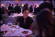 KATIE MELUA, The Old Russian New Year's Eve Gala. In aid of the Gift of Life foundation. Savoy Hotel, London. 13 January 2015.