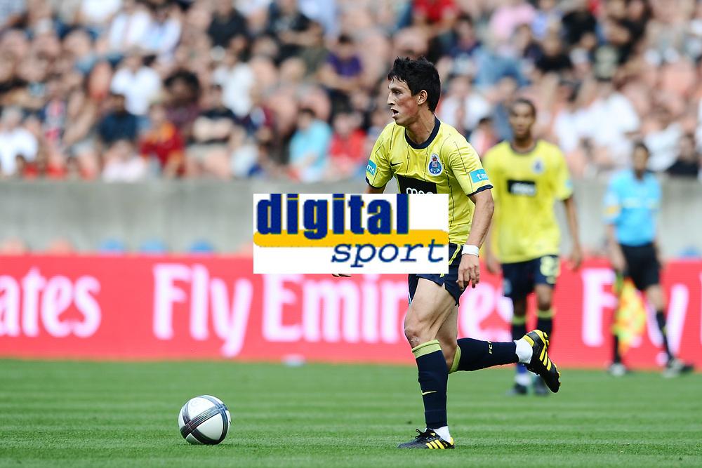 FOOTBALL - TOUNOI DE PARIS 2010 - FC PORTO v GIRONDINS BORDEAUX - 01/08/2010 - PHOTO GUY JEFFROY / DPPI - ANDRE CASTRO (PORTO)