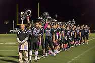 John Jay Varsity Football game vs. Foxl Lane on October 18, 2013.(photo by Gabe Palacio)