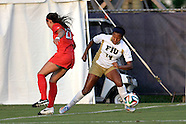 FIU Women's Soccer vs Arizona (Aug 22 2014)