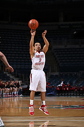 Milwaukee - February 12: This image was made during the 2010-2011 Prep Series game between Libertyville and Maine South on February 12, 2011 at the Bradley Center in Milwaukee, Wisconsin.