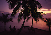 Sunset, Little Palm Island, Florida Keys, Florida<br />