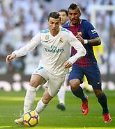 Real Madrid vs Fc Barcelona - 23 Dec 2017