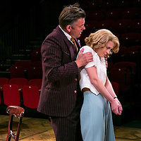 For Services Rendered by Somerset Maugham;<br /> Directed by Howard Davies;<br /> Yolanda Kettle (as Lois Ardsley);<br /> Sam Callis (as Howard Bartlett);<br /> Minerva, Chichester Festival Theatre, Chichester, UK,<br /> 5 August 2015