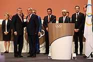 IOC Sign-In - 16 September 2017