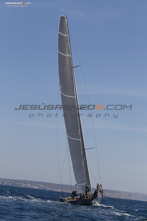 Judel/Vrolijk 72, Ran V , first sail trials in Mallorca,Spain.© Jesús Renedo