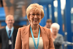October 1, 2018 - Birmingham, Midlands, United Kingdom - Conservative Party Conference 2018 - Day 2. ICC Birmingham. (Credit Image: © Pete Maclaine/i-Images via ZUMA Press)
