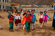 North Korea:<br /> North Hwanghae Province<br /> <br /> Kindergarten at Yonsan<br /> <br /> <br /> ©Jeremy Horner<br /> 15 Mar 2004