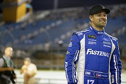 November 16, 2018 - Homestead, Florida, U.S. - Ricky Stenhouse, Jr (17) hangs out on pit road before qualifying for the Ford 400 at Homestead-Miami Speedway in Homestead, Florida. (Credit Image: © Chris Owens Asp Inc/ASP)