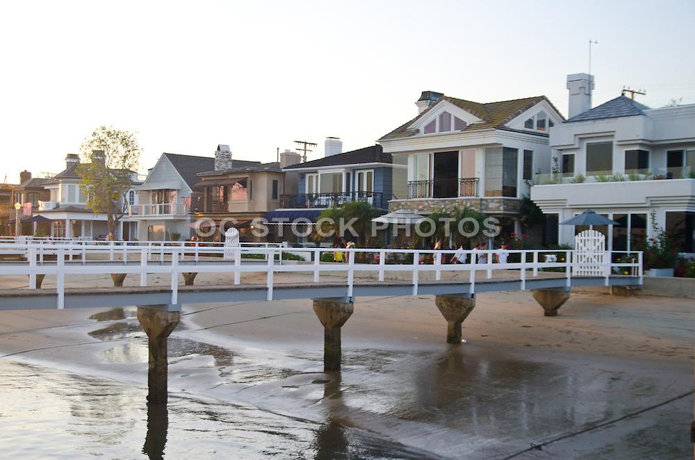Newport Beach Waterfront Homes