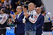 DESCRIZIONE : Sassari LegaBasket Serie A 2015-2016 Dinamo Banco di Sardegna Sassari - Giorgio Tesi Group Pistoia<br /> GIOCATORE : Stefano Sardara<br /> CATEGORIA : Fair Play Before Pregame<br /> SQUADRA : Dinamo Banco di Sardegna Sassari<br /> EVENTO : LegaBasket Serie A 2015-2016<br /> GARA : Dinamo Banco di Sardegna Sassari - Giorgio Tesi Group Pistoia<br /> DATA : 27/12/2015<br /> SPORT : Pallacanestro<br /> AUTORE : Agenzia Ciamillo-Castoria/L.Canu