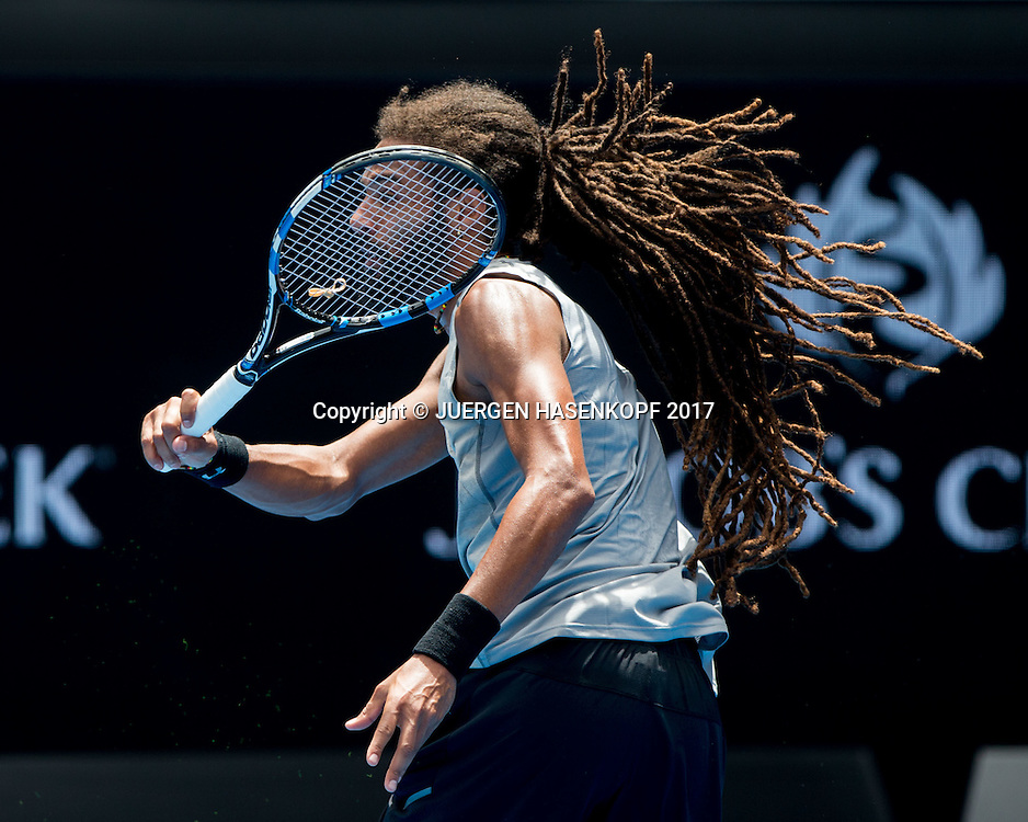 DUSTIN BROWN (GER)<br /> <br /> Australian Open 2017 -  Melbourne  Park - Melbourne - Victoria - Australia  - 17/01/2017.