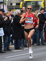 15.04.2012, Wien, AUT, Vienna City Marathon 2012, im Bild Paula Radcliffe (UK) // during the Vienna City Marathon 2012, Vienna, Austria on 15/04/2012,  EXPA Pictures © 2012, PhotoCredit: EXPA/ T. Haumer