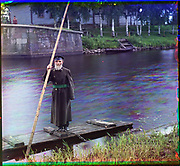 What Russian Empire Looked Like Before 1917… In Colour<br /> <br /> <br /> The Sergei Mikhailovich Prokudin-Gorskii Collection features colour photographic surveys of the vast Russian Empire made between ca. 1905 and 1915. Frequent subjects among the 2,607 distinct images include people, religious architecture, historic sites, industry and agriculture, public works construction, scenes along water and railway transportation routes, and views of villages and cities. An active photographer and scientist, Prokudin-Gorskii (1863-1944) undertook most of his ambitious colour documentary project from 1909 to 1915. <br /> <br /> Photo Shows; Pinkhus Karlinskii. 84, supervisor of the Chernigov floodgate, with 66 years of service. (1909)<br /> ©Library of Congress/Prokudin-Gorskii/Exclusivepix Media