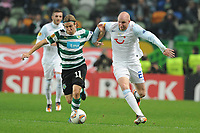 20111201: LISBON, PORTUGAL Ð UEFA Europe League 2011/2012 Group D: Sporting Lisbon vs FC Zurique.<br />