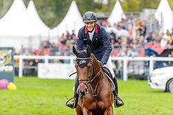 Touzaint Nicolas, FRA, Demoiselle Platine HDC<br /> Mondial du Lion - Le Lion d'Angers 2019<br /> © Hippo Foto - Stefan Lafrentz