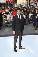 Karl Urban, Star Trek Into Darkness London Film Premiere, Empire Cinema Leicester Square, London UK, 02 May 2013, (Photo by Richard Goldschmidt)